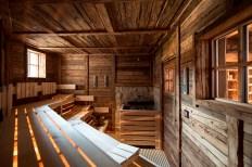 Post Alpina sauna