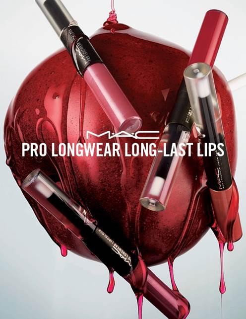Pro Longwear Long-Last Lips di M.A.C.