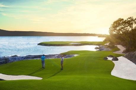 Royal Blue Golf Course 6, Rosewood Baha Mar