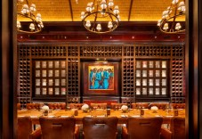 The Rum Room Private Dining Room 1
