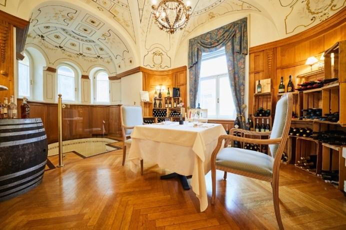 sala maria teresa - cena per due