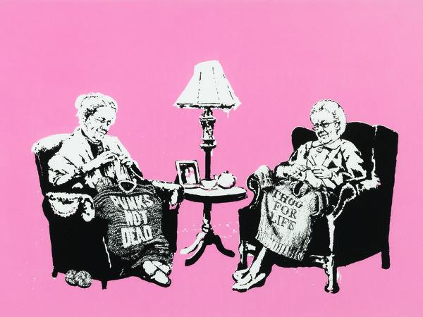 Banksy mostra Ferrara