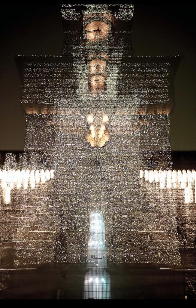 Maurizio Gabbana mostra Milano Triennale