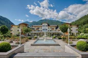 Alpenpalace - Esterno Estate (1)
