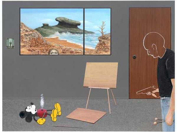 Punta della Dogana mostra Untitled 2020
