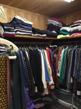 Post Purged Closet