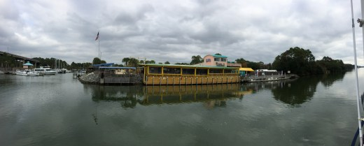 Lulu's Bar in the ICW