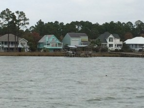 Housed along the ICW