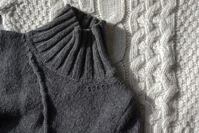 gestrickte pullover selber machen