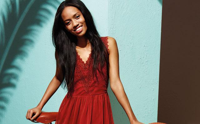 marsala-kleid-black-girl