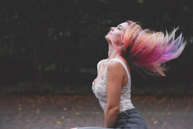 Haarfarbe Haare Haartrends