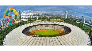 Asian Games 2018 Diselenggarakan Di mana?