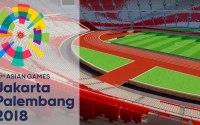 GBK palembang Asian Games 2018