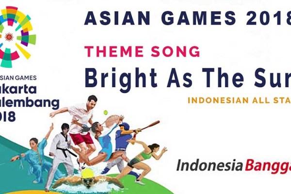peserta Asian Games 2018