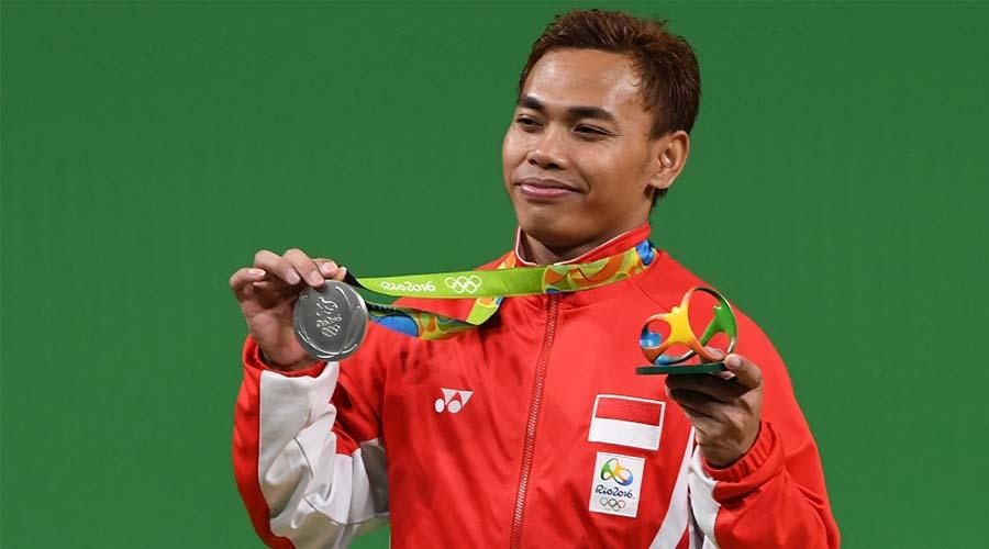 Eko Yuli Irawan atlet angkat besi Asian Games 2018