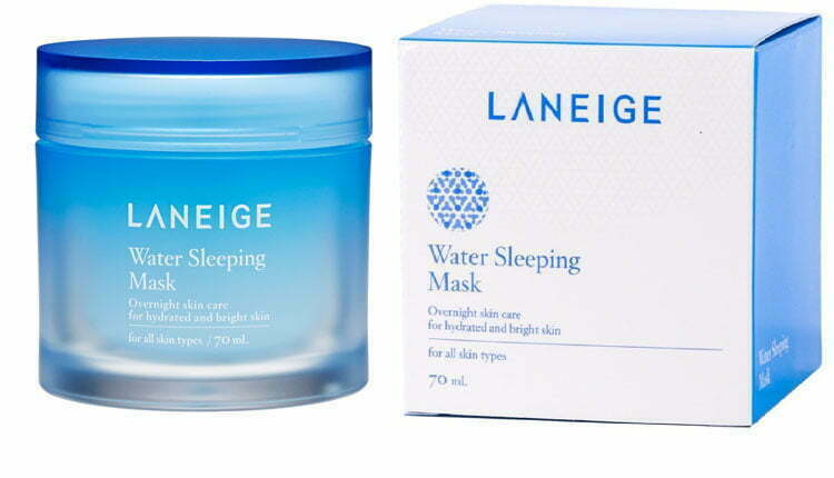 Review Masker yang Sedang Trend, Laneige Water Sleeping Mask
