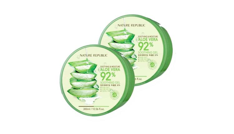 Nature Republic Aloe Vera, Baca Reviewnya!