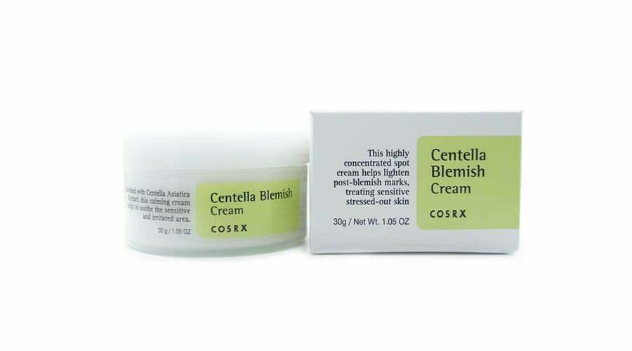 skin care berkandungan centella asiatica