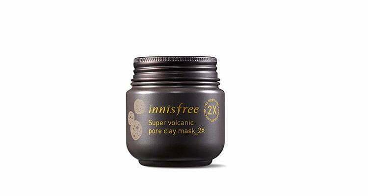 Review: Innisfree Super Volcanic Pore Clay Mask 2x dengan Formula Baru