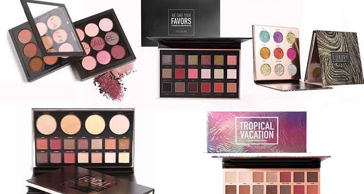 5 Rekomendasi Eyeshadow Palette dari Focallure yang Best Seller