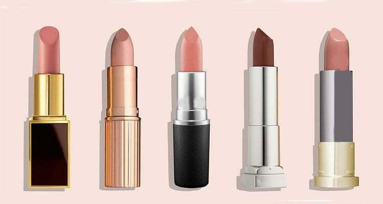5 Rekomendasi Lipstik Nude  dengan Harga di Bawah Rp 50.000 Cocok untuk Remaja