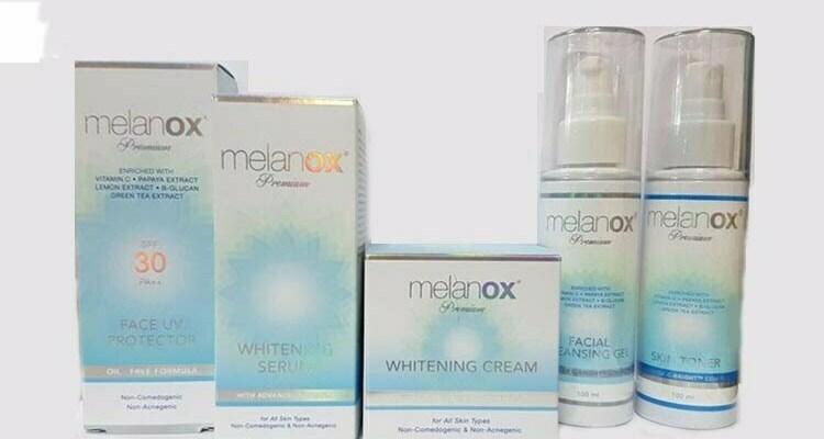 6 Produk Melanox untuk Membuat Wajah Lebih Cerah dan Mulus