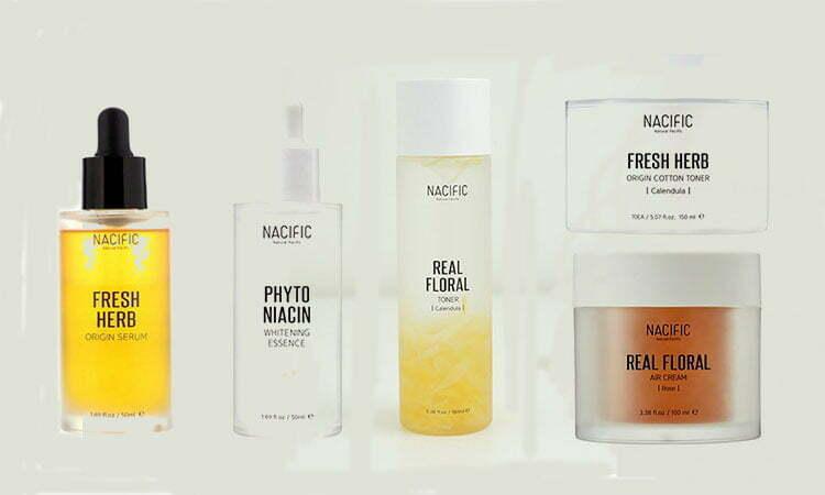 5 Rekomendasi Produk Skin Care Nacific Terbaik dan Sedang Tren!
