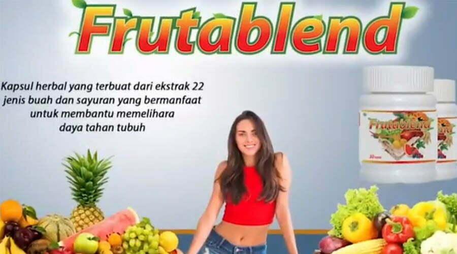 Manfaat Frutablend