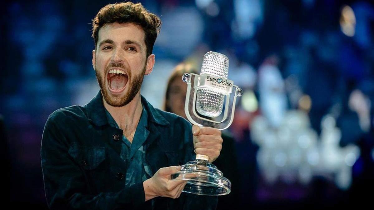 Победитель Евровидения-2019 отреагировал на перенос ...