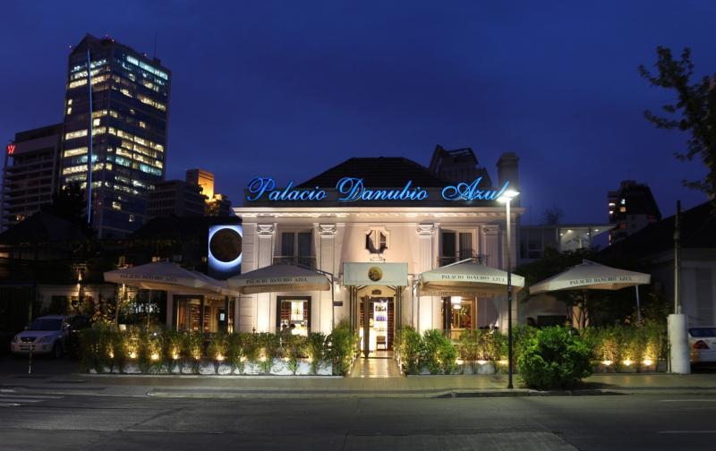 """Palacio Danubio Azul"""": sabores, estilo y sofisticación del oriente ..."""