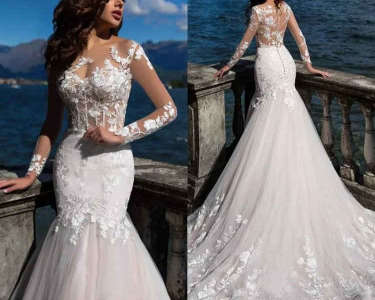 Stunning Beach Wedding Dresses You Will Love In 2020