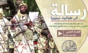 ''You can't do better than your predecessors'' Boko Haram Leader, Shekau Sends Strong Message to New Service Chiefs