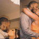 Megan Thee Stallion and her boyfriend Pardison Fontaine share a passionate kiss in new loved-up photos