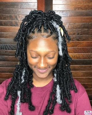 50 Butterfly Locs Hairstyles You Should Try (With TUTORIAL)