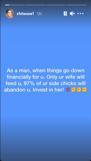 FACTS ONLY! Chita Agwu Words Men With Sidechics, Salary Earners Who Change Clothes Monthly