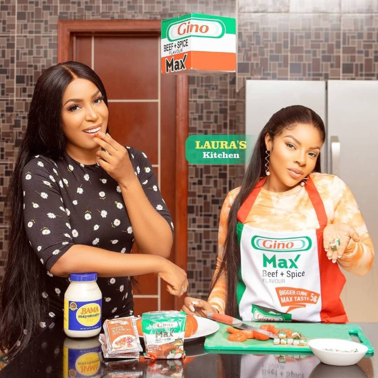 Linda Ikeji TV and The House of Gino unveils new culinary show - Laura