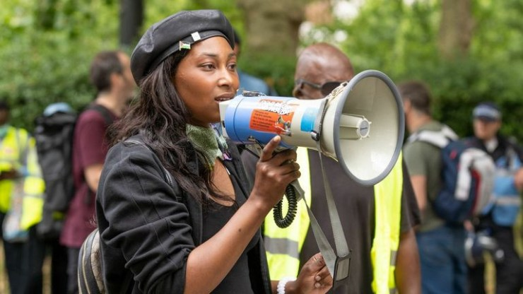 Update: 18-year-old man charged with conspiracy to murder over shooting of British BLM activist, Sasha Johnson