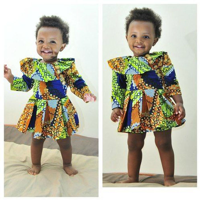 African Baby Clothes (1)
