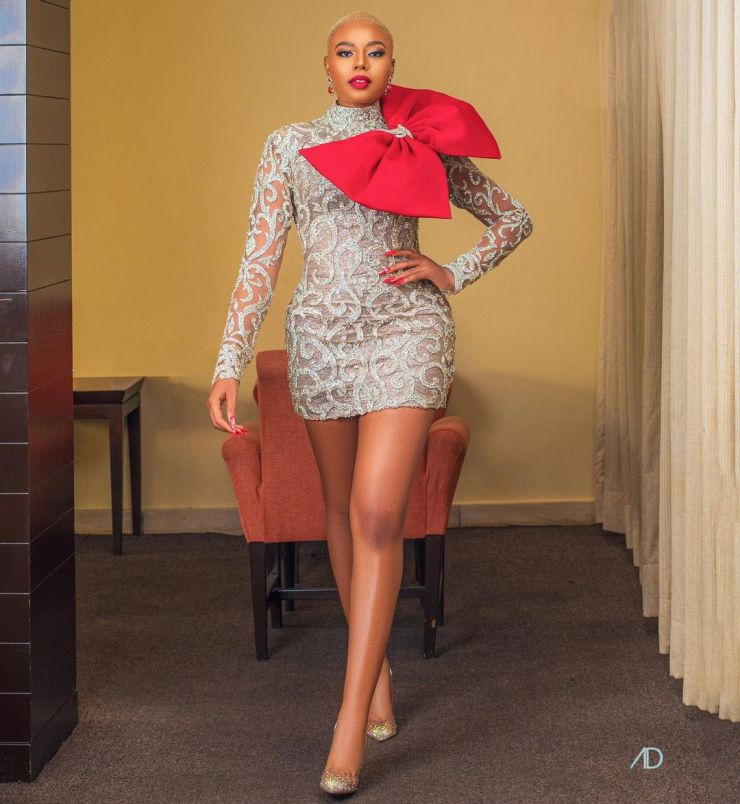 Nancy Isime: Hot And Sassy For The Weekend