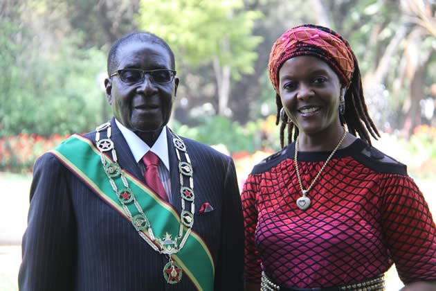 Former Zimbabwean First Lady, Grace Mugabe summoned for