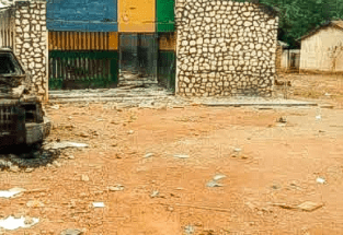 Four killed as gunmen raze another police station in Imo