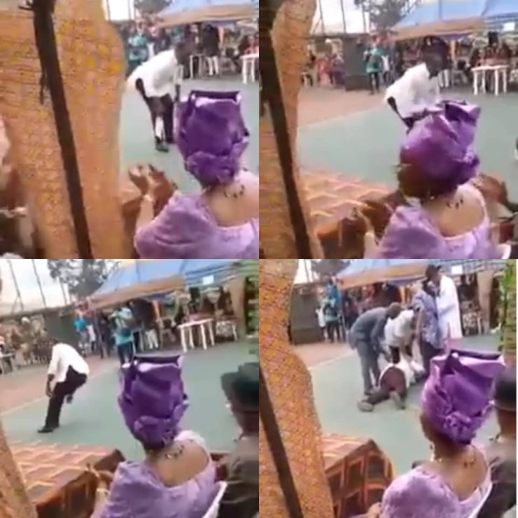 Man suffers cardiac arrest and dies while dancing at an event in Rivers?state (video)
