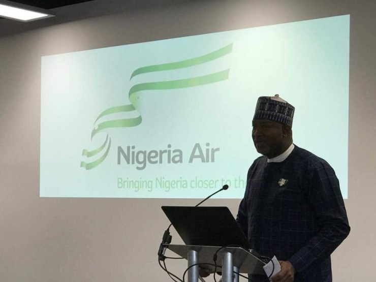 New national carrier to take off in first quarter 2022 - Minister of aviation, Hadi Sirika