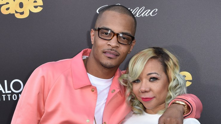 Rapper T.I and wife Tiny Harris under investigation for alleged sexual assault in Los Angeles