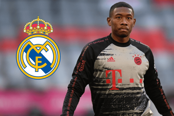 Real Madrid confirm signing of Bayern Munich defender David Alaba on five-year contract