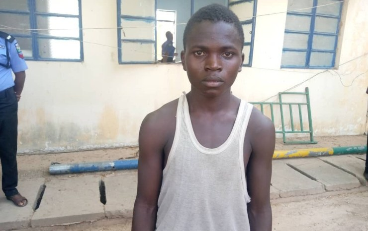 Teenager arrested for raping 11-year-old girl in Katsina