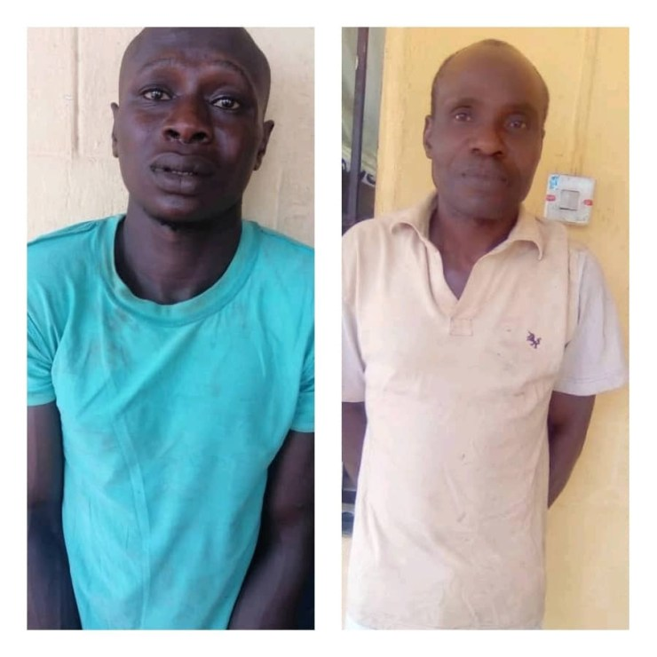 Three prison escapees rearrested in Imo (photos)