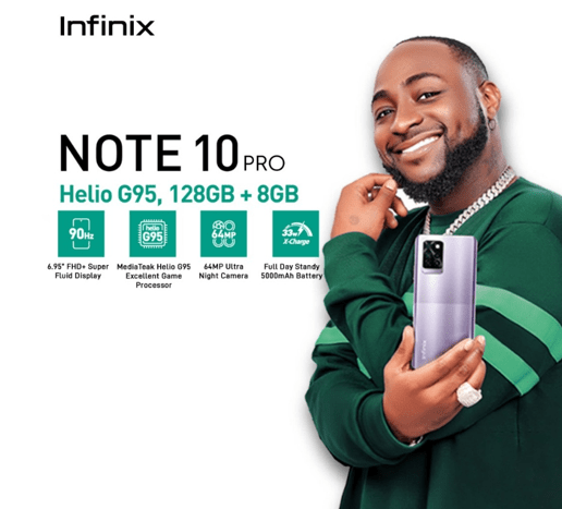 Highlights from the Extraordinary Launch of the Infinix Note 10 - Where Beauty meets Strength