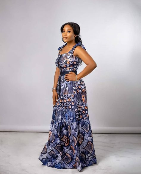 kampala gown style