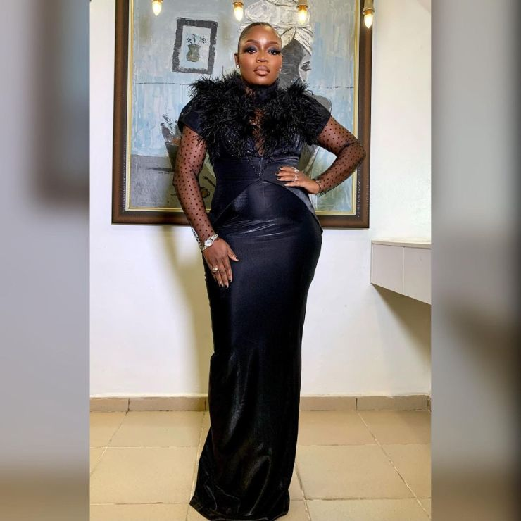 Bisola Aiyeola- All Shades Of Amazing Look